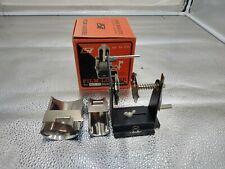 Nos Vtg Ise Table Model 35mm 120 Film Loader Japan