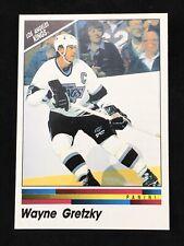 1990-91 Panini Wayne Gretzky NHL Hockey Sticker Mint LA Kings Los Angeles