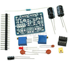 NE555 Duty Cycle Frequency Adjustable Square Wave Module Parts Components