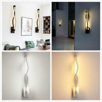 Wall Lamp 16W Modern Minimalist Indoor LED Light Wall Sconce Fixture for Bedroom