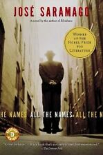 All the Names by José Saramago (2001, Paperback)