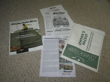 NEWGY ROBO Pong 2040 Owners manual and Training Manual etc (ping pong)