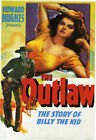 The Outlaw Howard Hughes Billy The Kid Vintage Movie Poster
