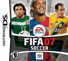 FIFA Soccer 2007 NDS New Nintendo DS