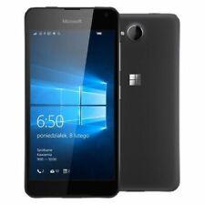 Nokia LUMIA 650 16GB Smartphone  Windows 10 MOBILE Black Unlocked