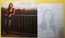 ZiZi Possi Import Brazil Latin LP 1981 Insert
