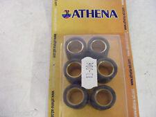 JEU DE 6 GALETS ATHENA   19 X 15,5    8,5 grs