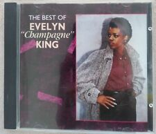 "THE BEST OF EVELYN ""CHAMPAGNE"" KING - CD"