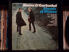 Simon and Garfunkel - Sounds of Silence ♫ RARE 1966 Mono 1st Press LP Tiger Beat