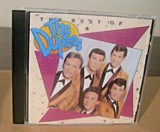 The Duprees The Best of CD