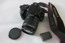 Canon EOS 400D 10MP Digital-SLR DSLR Camera + EF-S 18-55mm Lens - BLACK