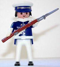 MARINE CORPS SOLDAT Playmobil zu Royal Schiff Karabiner Garde Parade USA - 1578