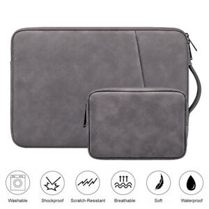 Pouch Cover Handbag Sleeve Case Laptop Bag For MacBook Air Pro 13/15 inch~