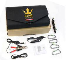 Kyng Power 60w Portable Solar Panel Foldable Charger 18V Charging 5V USB Ports