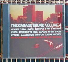 The Garage Sound (Volume 4) (1996)  CD, Compilation