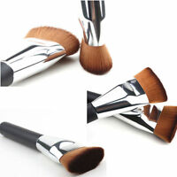 Professional Flat Head Make-Up CosmeticS Blush Contour Foundation Brush Brushes