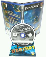 SEARCH AND & DESTROY (ITA) (PAL) Playstation 2 Ps2 Play Station Gioco GamE