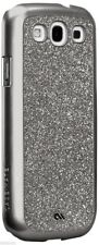 CASE-MATE GLAM CASE FOR SAMSUNG GALAXY S III GALAXY S3 SILVER