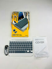 Zagg Type Cover Magnetic Keyboard Case Bluetooth For iPad Mini All Generations