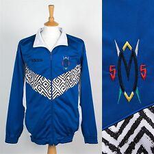 Rare Vintage Adidas Dikembe Mutumbo Survêtement Haut Veste de basketball de la NBA années 90 XL
