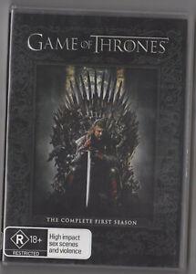 Game Of Thrones : Season 1 ... 5 Discs Set