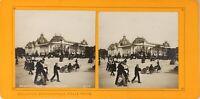 Francia Parigi Esposizione Universale 1900 Piccolo Palais, Foto Stereo PL60L121