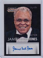James Earl Jones 2015 Americana Autograph card S-JEJ Black 1 of 1 1/1 Vader Auto