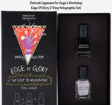 Deborah Lippmann *LADY GAGA EDGE OF GLORY DUO BOXED SET*  Full Size VERY RARE!!