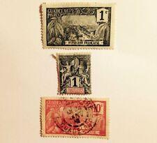 Briefmarken aus Frankreich & Kolonien