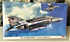 "1/72 Hasegawa Rf-4C Phantom Ii 'U.S.A.F. Special"""