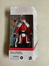 Star Wars Black Series Range Trooper Holiday Edition Target Exclusive IN HAND