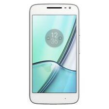 Motorola Moto G4 Play 16gb Smartphone White