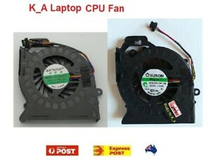 New Laptop CPU Cooling Fan for HP Pavilion DV6-6000 DV7-6000 series Notebook