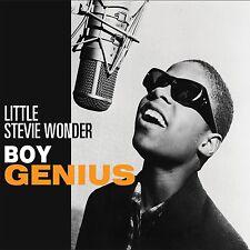 LITTLE STEVIE WONDER ~ BOY GENIUS NEW SEALED CD EARLY TAMLA MOTOWN RECORDINGS