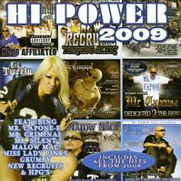 Various Artists - Hi Power 2009 [Used Very Good CD] Explicit