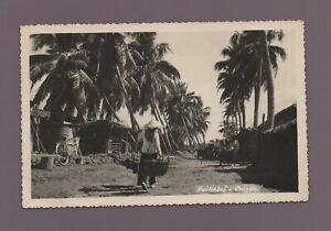 Vietnam - Saigon - Paillottes (K8692)