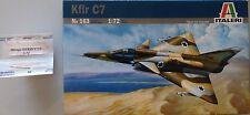 Kfir C-7 Italeri 163 1:72 + Kfir/Mirage III Pitot tube PVD 1:72