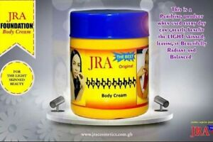 JRA Original Foundation Body Cream Super Fast Action for both face & Body.