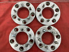 "4X 1.5"" 5x135 to 5x114.3 Adapter Wheel Spacers 12x1.5 For 1997-2003 Ford F-150"