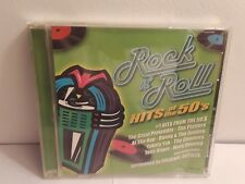 Rock n' Roll Hits of the 50's: #1 Hits (CD, 1999, Madacy)