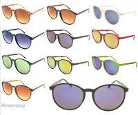 Large Thin Tall Round Sunglasses Retro BOHO Hipster Mens Women