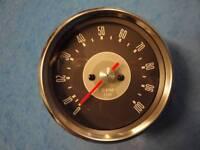BSA TACHOMETER REV COUNTER CLOCK 3:1 RATIO 1966-70 A50 ROYAL STAR A65 LIGHTNING