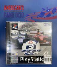 F1 Championship Season 2000 PlayStation 1 Videojuegos Retro