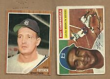 1962  TOPPS  PAUL  FOYTACK  #  349   NEAR MINT+