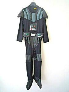 New Star Wars DARTH VADER jumpsuit - Age 4 - 7 yrs.