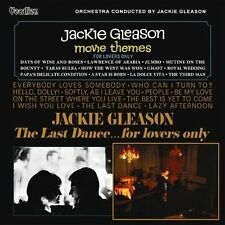 Movie Themes: For Lovers Only/Last Dance: For Lovers Only by Jackie Gleason (CD, Jul-2012, Vocalion)