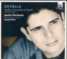 CD DIGIPACK CLASSIQUE + 1 DVD--DE FALLA--NOCHES EN LOS JARDINES DE ESPANA--NEUF