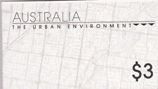 1989 The Urban Enviroment Stamp Booklet (SB66) - 1 Koala Reprint