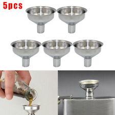 Mini Stainless Steel Filling Funnel For Perfume Atomiser Bottle Liquid Oils