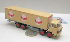 "Roskopf 422: Saurer D 290/330 F 8x4 Box Truck "" eier-lüchinger """